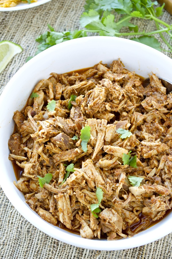 Chinese recipes with pulled pork